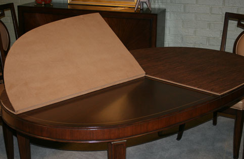 Doverpad Protecting Your Furniture Since 1950 Rh Doverpad Ca Dining Room  Table Protector Pad Affordable Table Pads